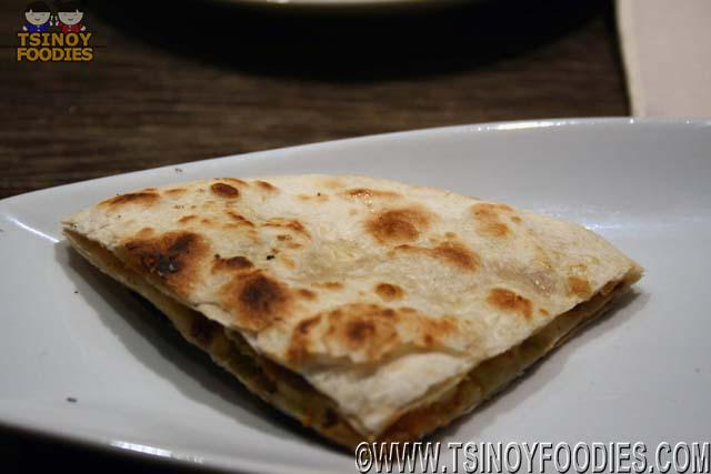 quesadillas bbq chicken