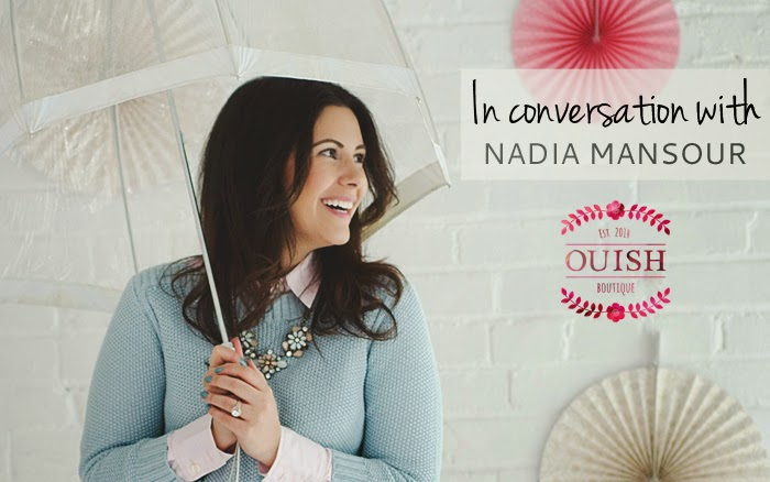 In Conversation With Nadia Mansour