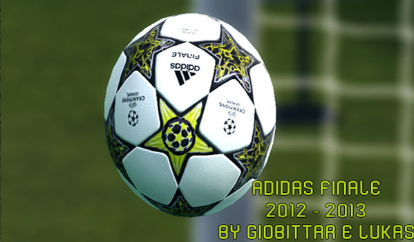 Adidas Finale 12 13 Champions League Ball by Giobittar & Lukas