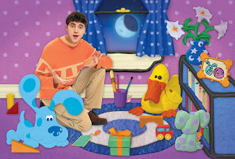 #2 Blues Clues Wallpaper