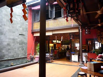 restaurante a famosa, Malaca.