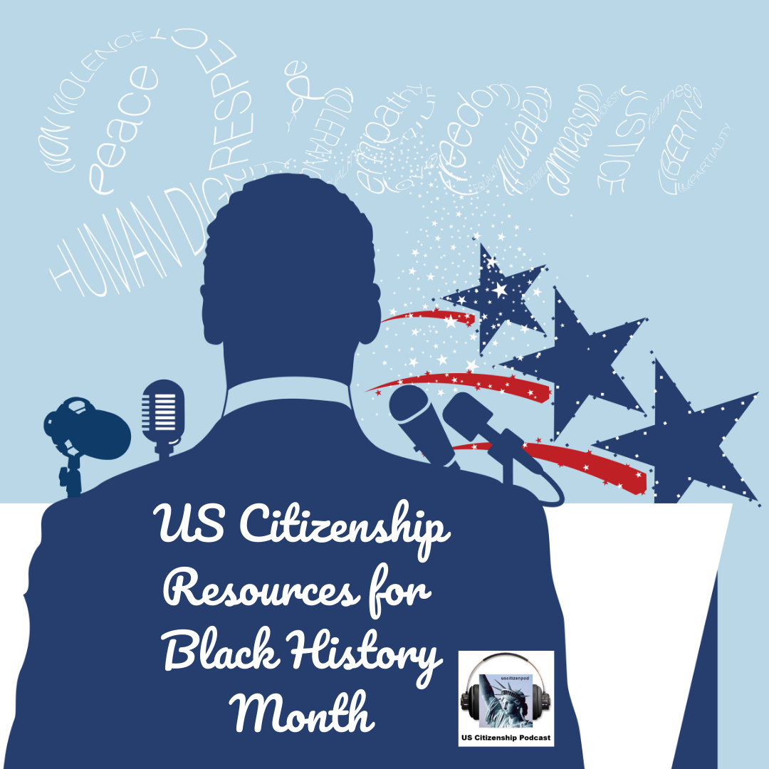 Citizenship Resources for Black History Month