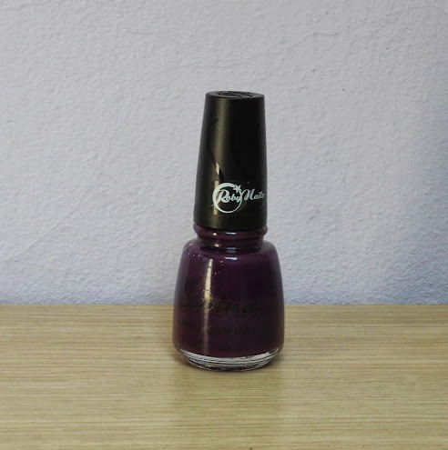 NOTD: Savina Nail Polish in Grape