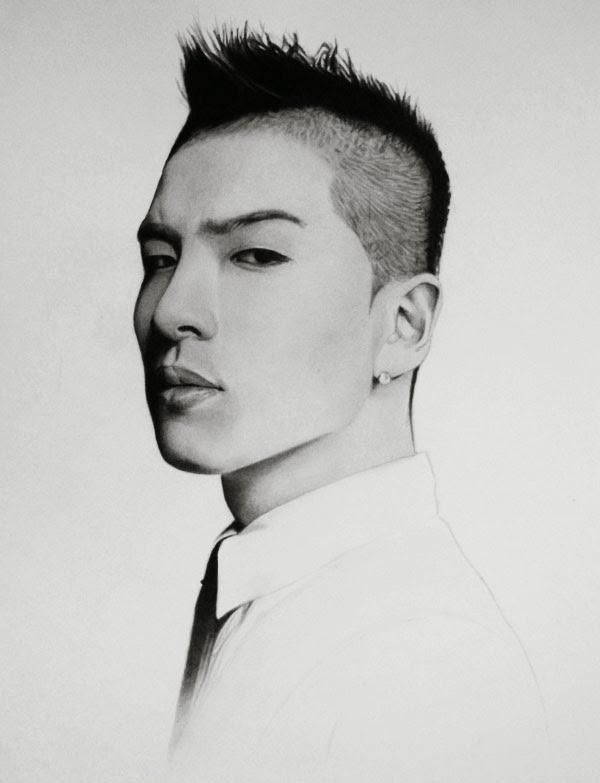 14-Artist-Ken-Lee-aka-KLSADAKO-Hyper-Realistic-Charcoal-Portraits-www-designstack-co