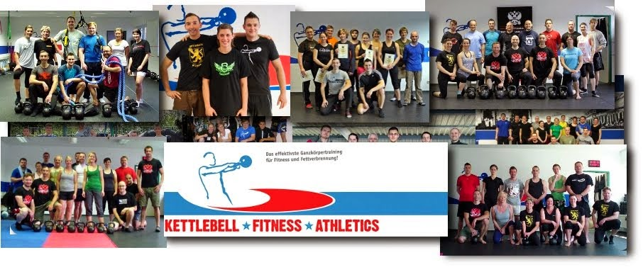 Kettlebell Fitness Athletics