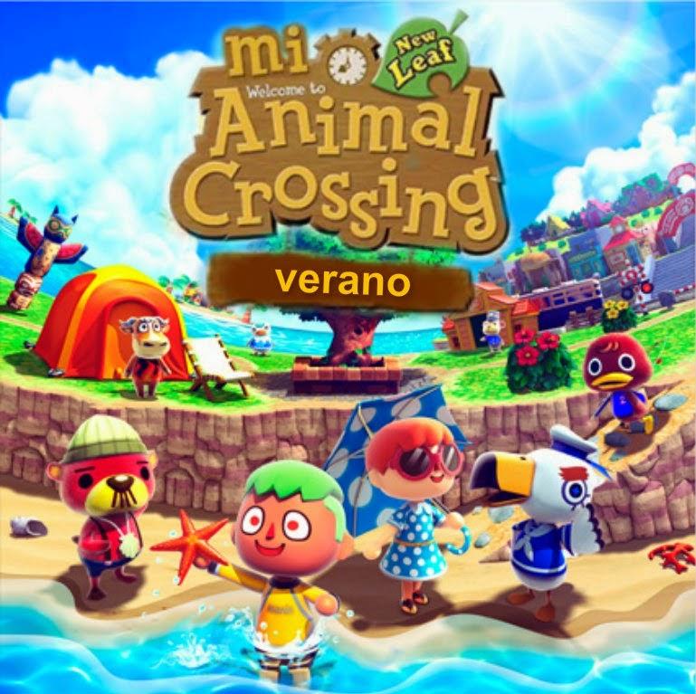 Mi Animal Crossing New Leaf
