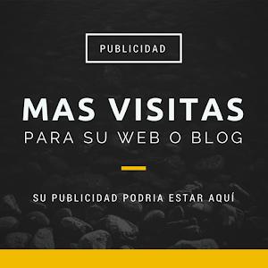 Más visitas para tu web o blog