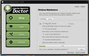 Genuine Registry Doctor 2.6.2.6 Full Version