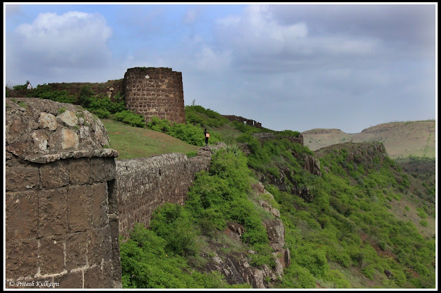 Malhargad Fort View