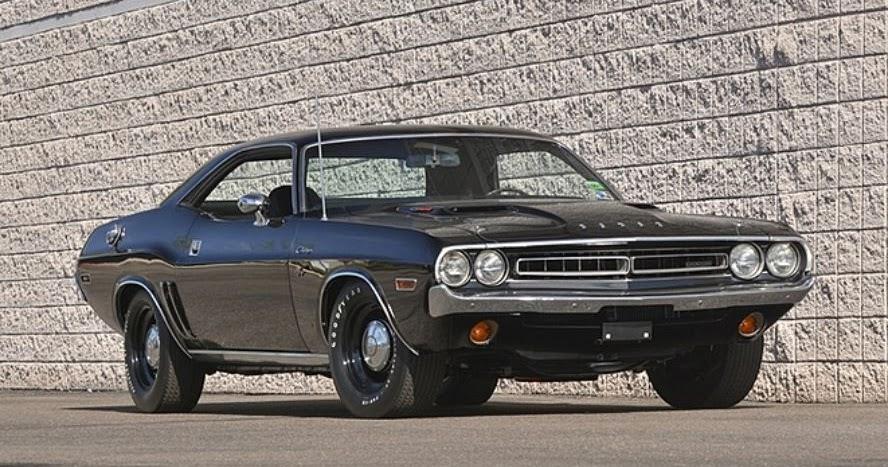 2016 Dodge Challenger Srt8 >> phscollectorcarworld: On the Block: 1971 Dodge Hemi Challenger RT Super Track Pack