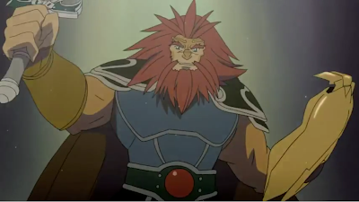Thundercats  Animated Series on New Thunder Cats Animation Series Clip