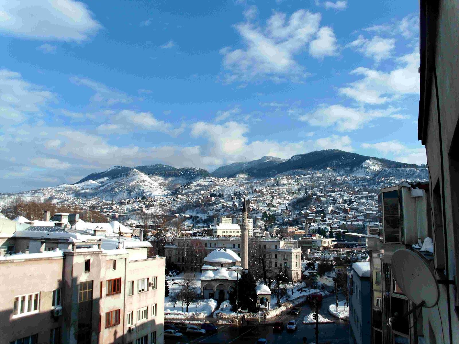 der Balkan ruft! - Theo in Bosnien-Herzegowina