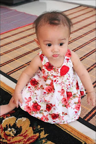 Dhia Batrisyia 8 month