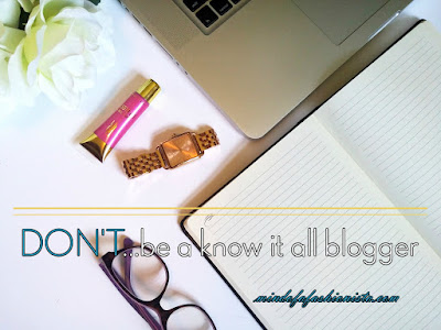 blogger insight