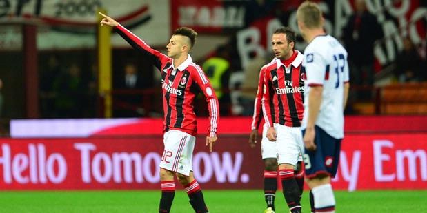 Hasil Pertandingan AC Milan vs Genoa 1-0 Liga Italia 28 Okt 2012