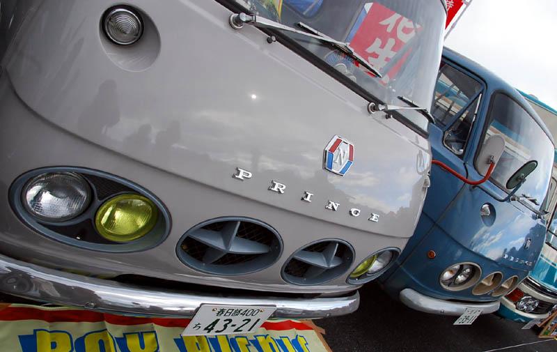 Prince Clipper, unikalne stare samochody, mało znane klasyki, japońskie