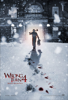 New Wrong Turn 4 Poster