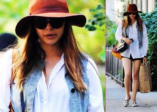 Elizabeth Olsen's Stylish Grocery Run After '50 Shades' Rumors » Gossip | Elizabeth Olsen