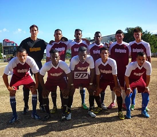 Titulares de Holguín vs Santiago de Cuba en Torneo Ascenso 2015