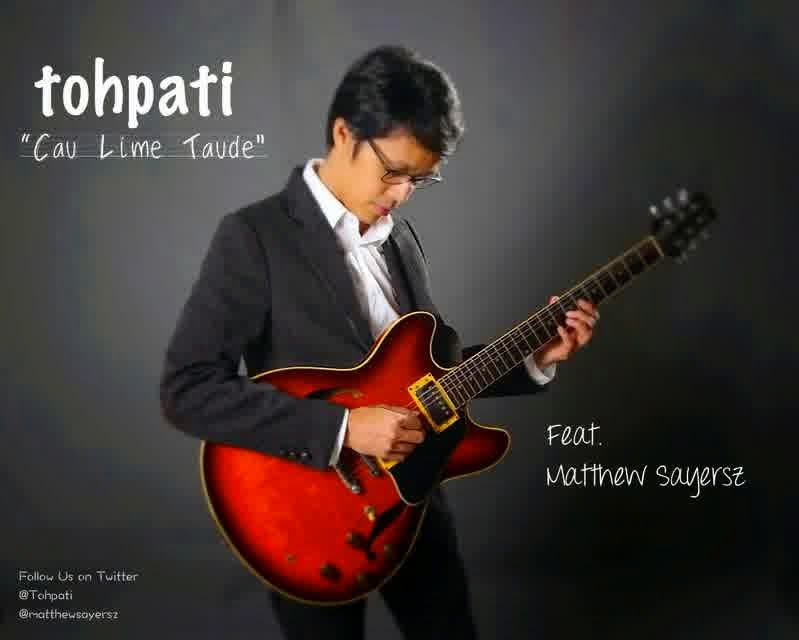Download Lagu Tohpati feat. Matthew Sayersz - Cau Lime Taude MP3