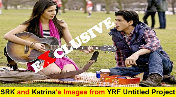 Anushkha Sharma's First Look with Shahrukh Khan in Yash Raj Films Untitiled Project