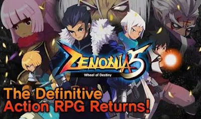 Download Game Zenonia 5 v1.2.0 Mod Offline Android