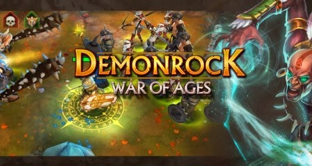 Demonrock: War of Ages MOD APK