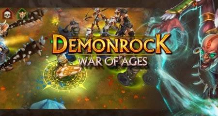 Demonrock: War of Ages MOD APK