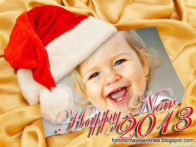 marco de navidad y año nuevo