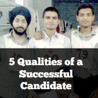 5 Qualities of a Successful Candidate
