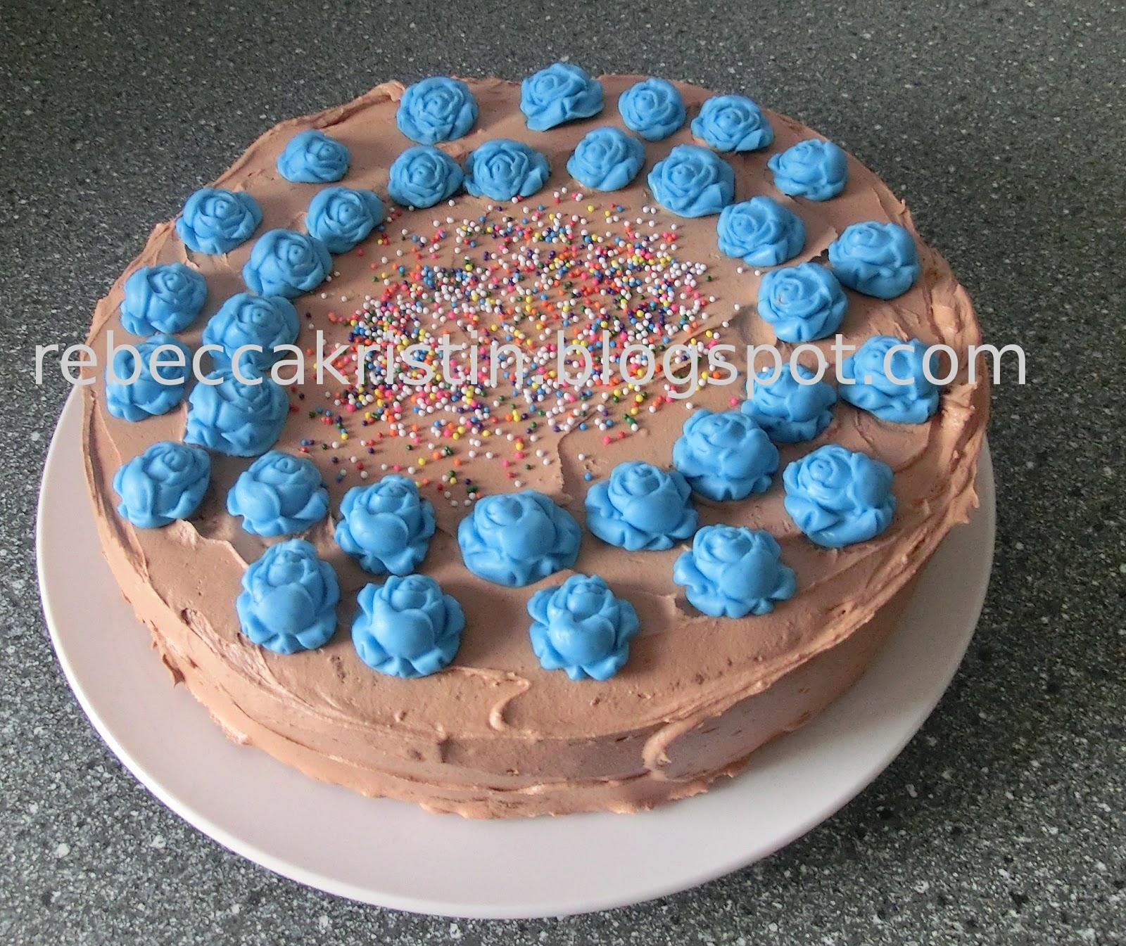 sjokoladekake uten melk og mel