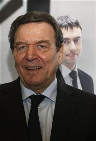 UNITED STATES OF EUROPE NEEDED - GERHARD SCHROEDER