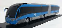 Miniatura Neobus Mega BRT Volvo B340M
