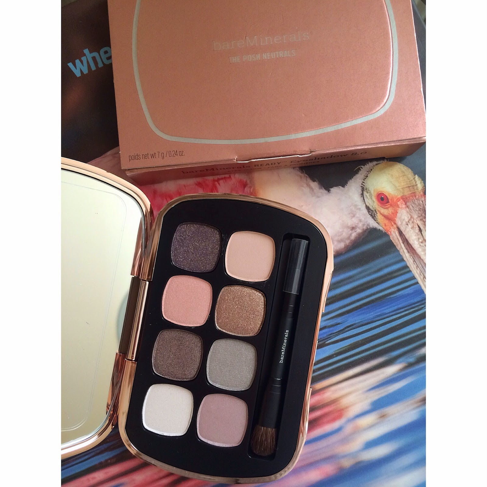 bareMinerals The Posh Neutrals
