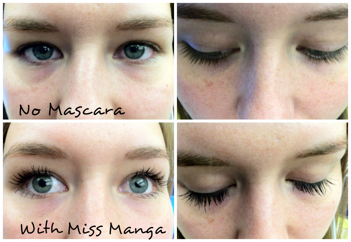 L'Oreal Voluminous Miss Manga Mascara Review