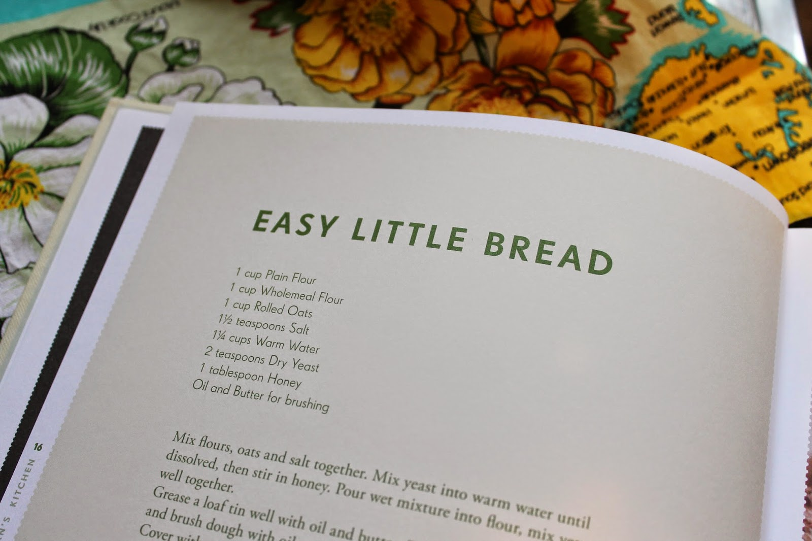 little bit country: Easy little bread