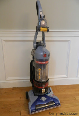 Vacuum Road Test {Shark vs. Hoover}