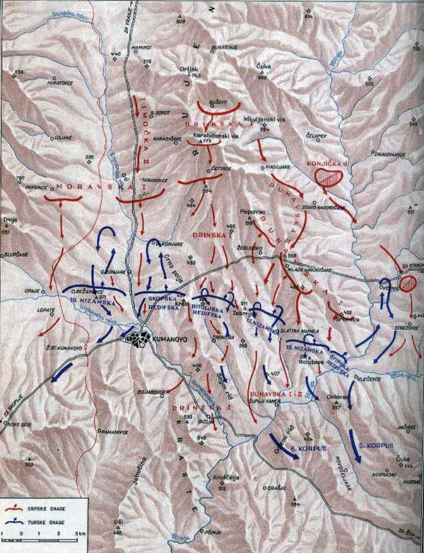 KALENDAR - Dogodilo se na današnji dan Kumanovska+bitka+23-24+10+1912