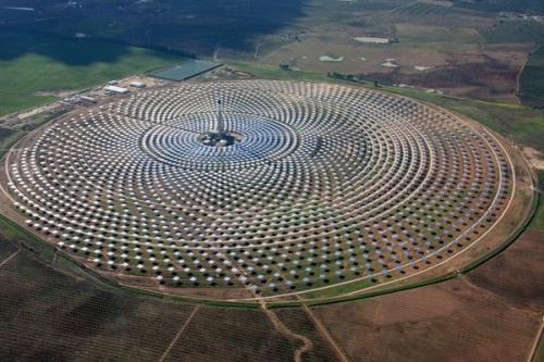 Pontinia ecologia e territorio luglio 2011 - Centrale solare a specchi piani ...