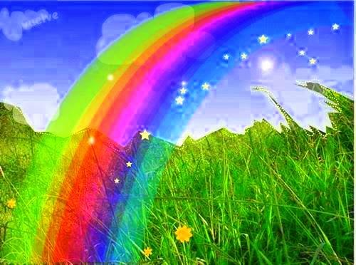 Si deseas ver el arcoíris tendrás que aprender a soportar la tormenta.