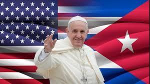 Viaje del Papa a Cuba y EEUU