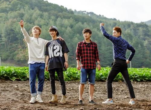 Modern Farmer (2014) - Korean Drama | Drama and Life Modern Farmer Korean Drama Poster