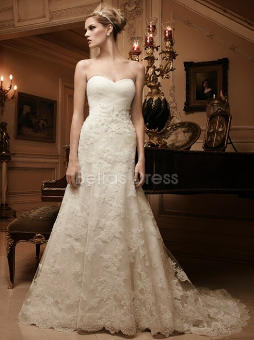 Find the perfect wedding dress on your big day by carrie s for Perfect wedding dress finder