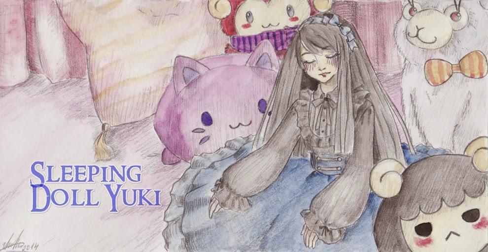 Sleeping doll yuki