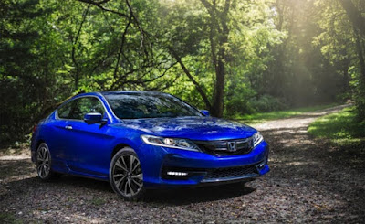 2016 Honda Accord Coupe V6 Release Date