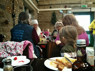 Father Christmas lunch