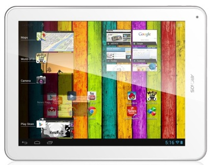 Archos 97 Titanium HD Tablet OS Jelly Bean
