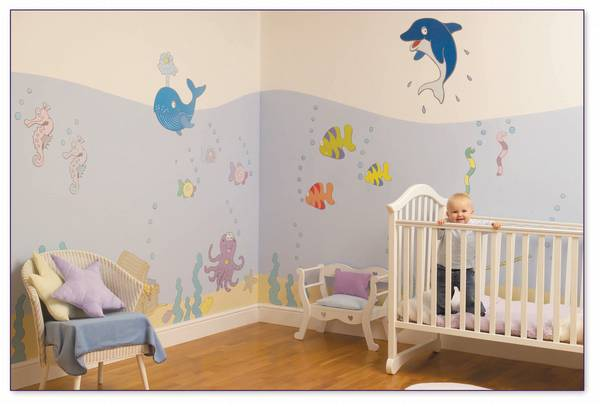 Mommy leaf nursery ideas - Its a boy here are some room ideas for a newborn ...