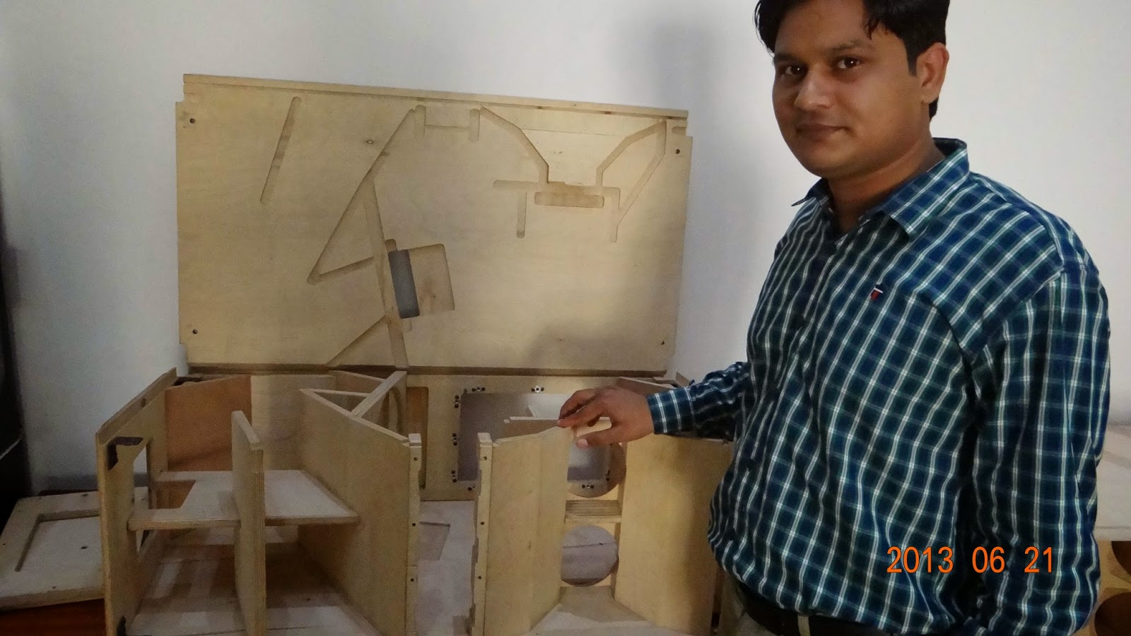 how to make line array speaker cabinet