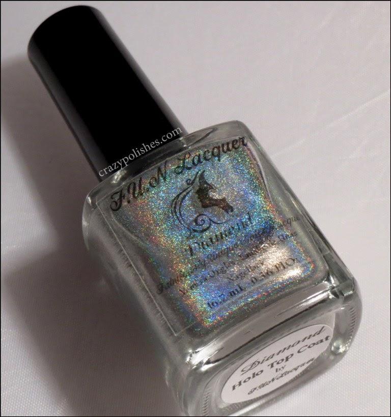 Crazy Polishes - nail arts, swatches, reviews